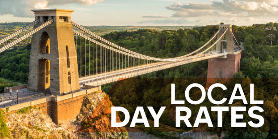 Local Removals Bristol Day Rates