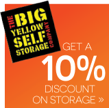 10% discount on storage