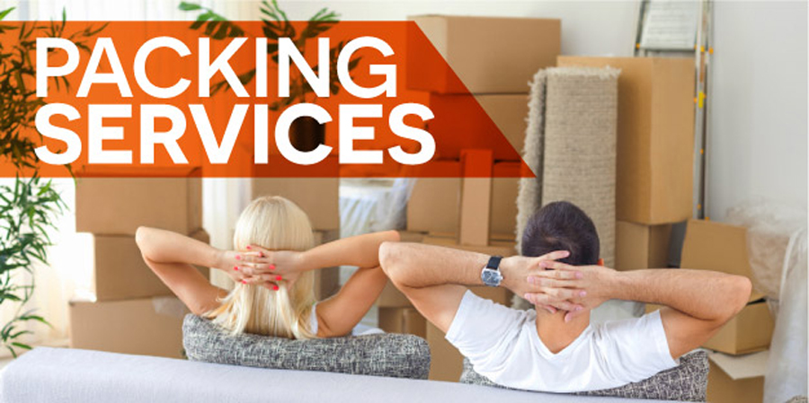 SmartMove Bristol Packing Services